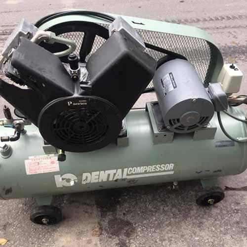 Máy nén khí cũ Iwata 3HP Deltal