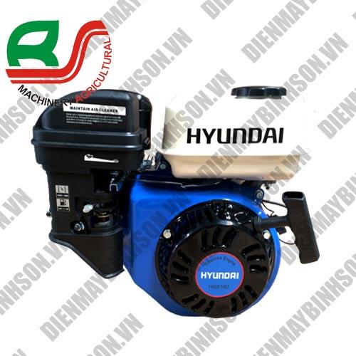 Động cơ xăng Hyundai HGE160