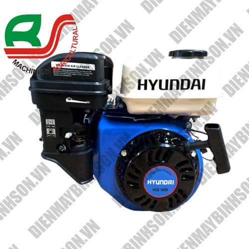 Động cơ xăng Hyundai HGE 160R