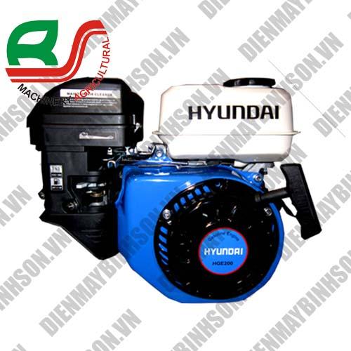 Động cơ xăng Hyundai HGE 200