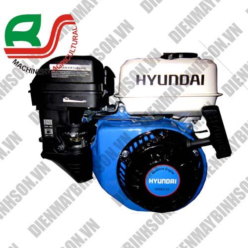 Động cơ xăng Hyundai HGE 210
