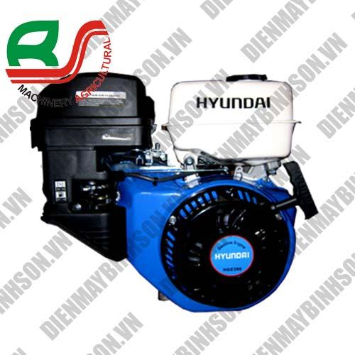 Động cơ xăng Hyundai HGE 390