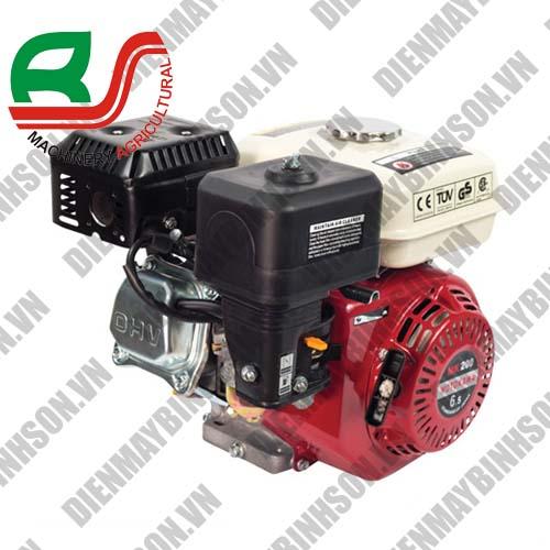 Động cơ xăng Motokawa MK 200
