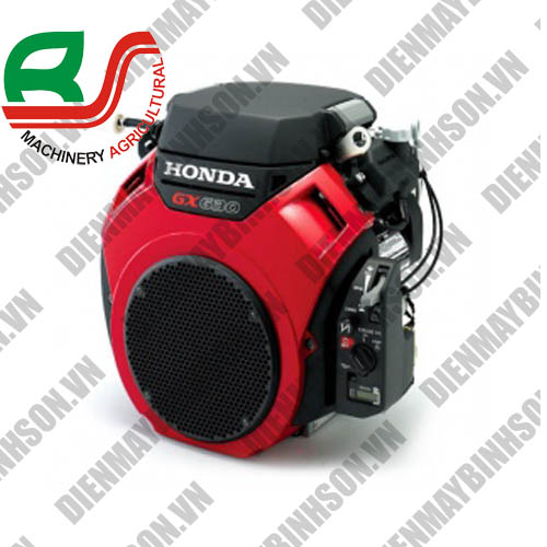 Động cơ xăng Honda GX 630 RH-QZE4