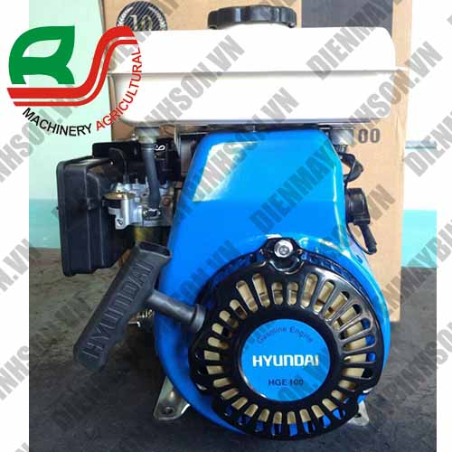Động cơ xăng Hyundai HGE100