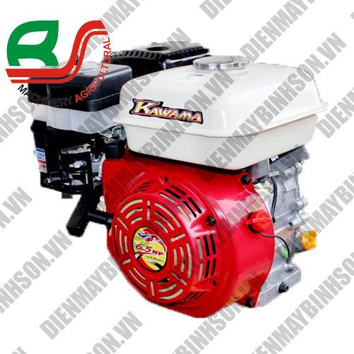 Động cơ xăng Kawama 6.5HP
