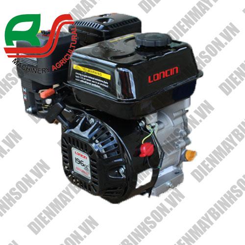 Động cơ xăng Loncin G200F 6.5HP-C