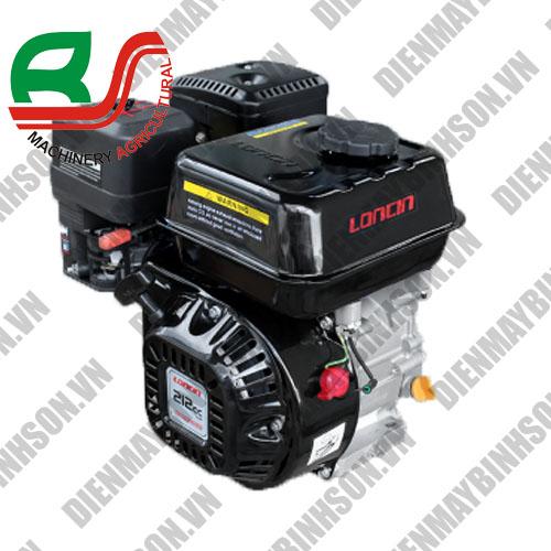 Động cơ xăng Loncin G210F 7HP