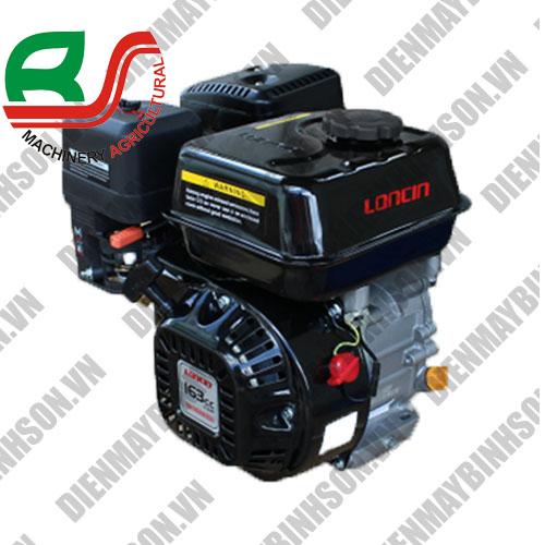 Động cơ xăng Loncin G160F 5.5HP