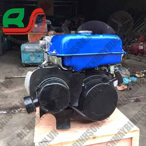 Động cơ xăng cũ Yamaha MZ380
