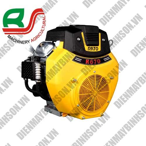 Động cơ xăng RATO R670