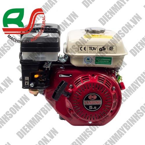 Động cơ xăng Sanding SD160