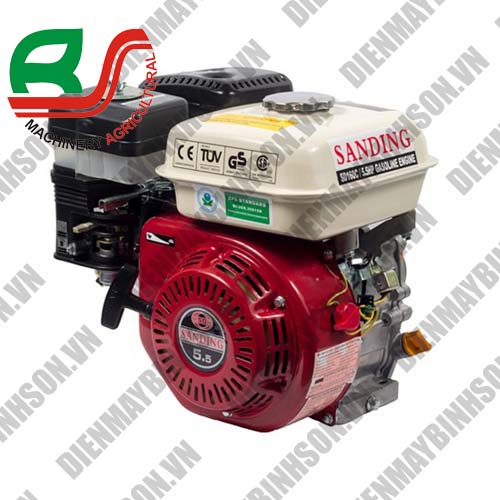 Động cơ xăng Sanding SD160C