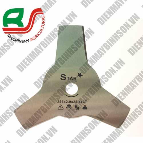 Lưỡi cắt cỏ tam giác Star