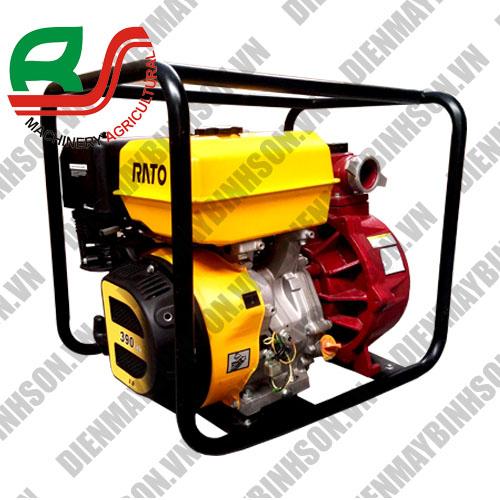 Máy bơm nước cao áp RATO RT50YB100-7.2Q