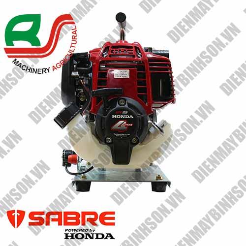 Máy bơm xăng Honda GX25 Sabre