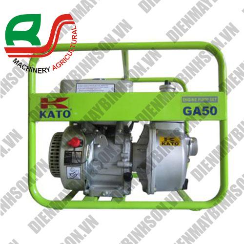 Máy bơm nước KATO GA50