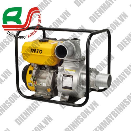 Máy bơm nước RATO RT100ZB26-5.2Q