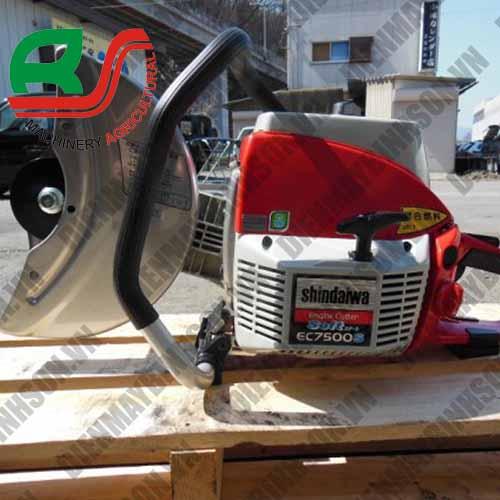 Máy cắt bê tông Nhật bãi Shindaiwa ECD7500s