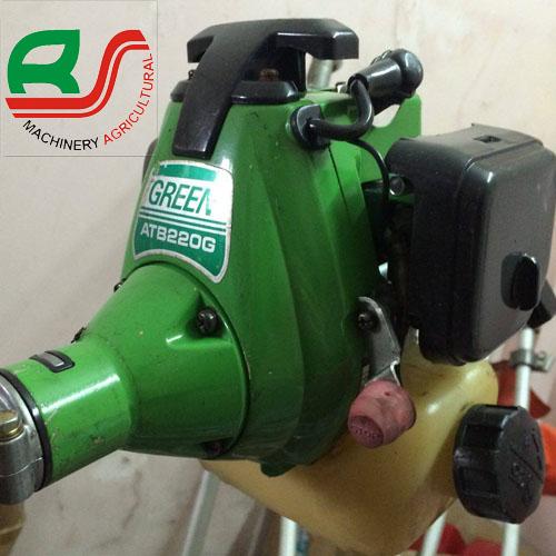 Máy cắt cỏ cũ Green ATB220 G