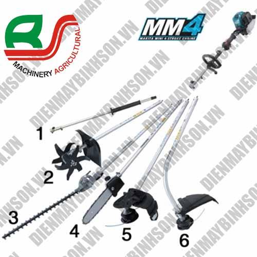 Máy cắt cỏ đa năng chạy xăng Makita EX2650LH