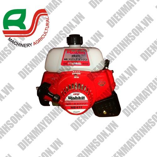 Máy cắt cỏ Robin NB411