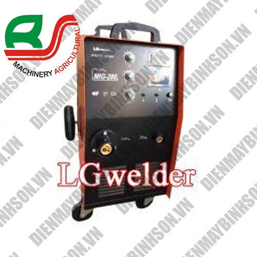 Máy hàn điện tử LGwelder 280i