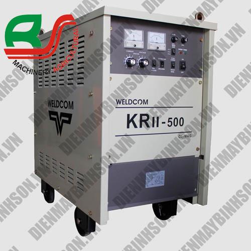 Máy hàn điện tử KRII 500