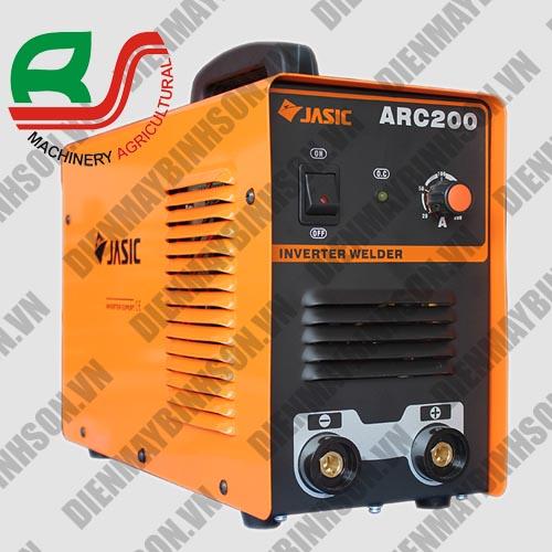 Máy hàn điện tử Jasic ARC 200