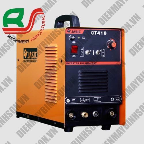 Máy hàn điện tử Jasic CT416