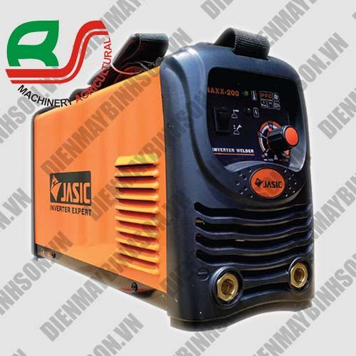 Máy hàn điện tử Jasic Maxx 200