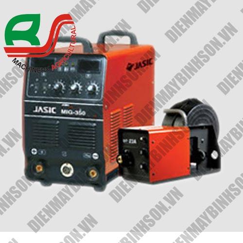 Máy hàn điện tử Jasic MIG 350