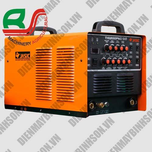 Máy hàn điện tử Jasic TIG 200P ACDC