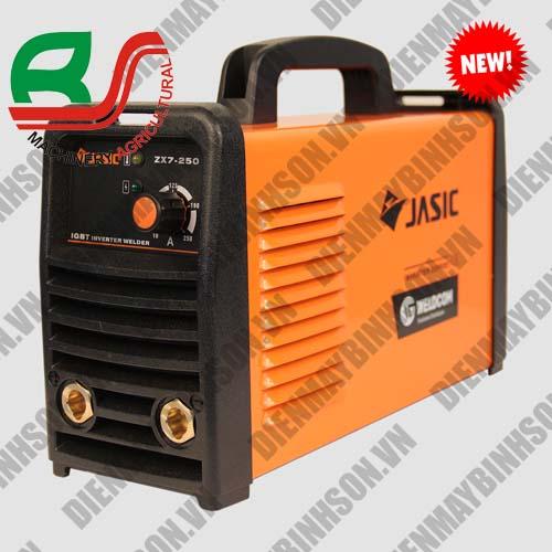 Máy hàn điện tử Jasic ZX7 250