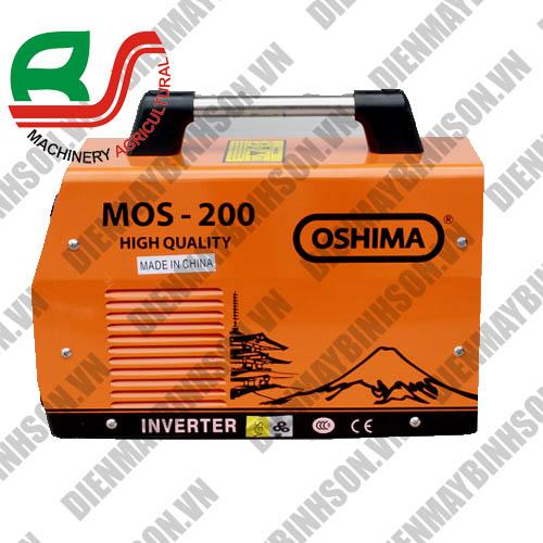 Máy hàn điện tử Oshima Mos 200