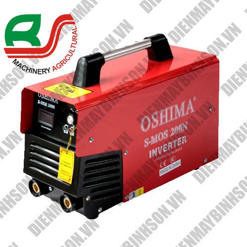 Máy hàn điện tử Oshima S-Mos 200N