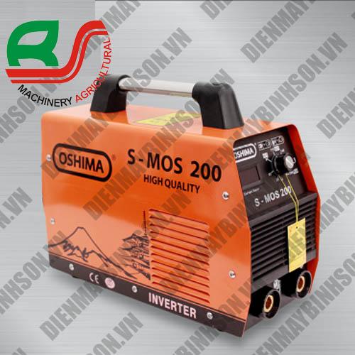 Máy hàn điện tử Oshima S-Mos 200