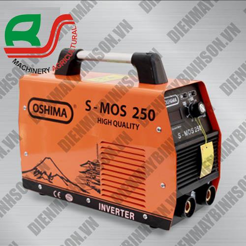 Máy hàn điện tử Oshima S-Mos 250
