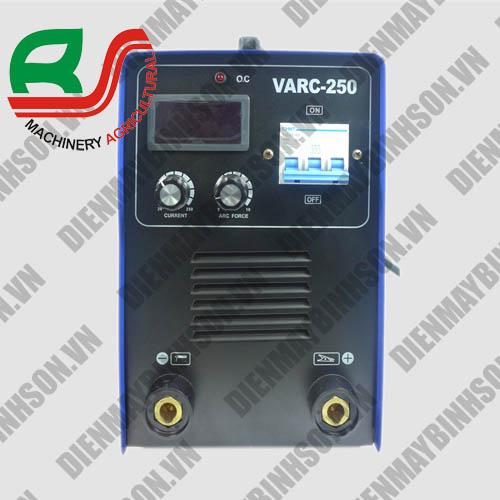 Máy hàn điện tử VARC 250