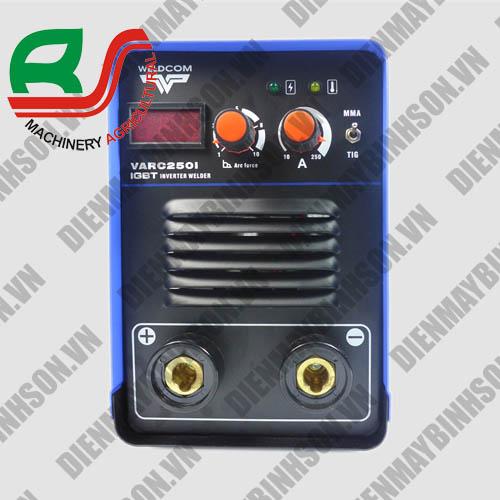 Máy hàn điện tử VARC 250I
