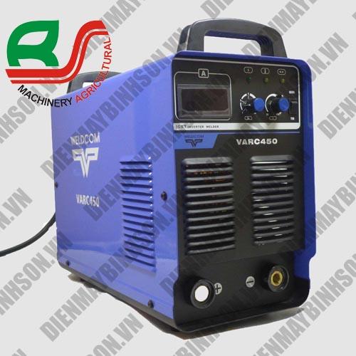 Máy hàn điện tử VARC 450