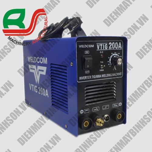 Máy hàn điện tử VTIG 200A