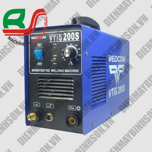 Máy hàn điện tử VTIG 200S