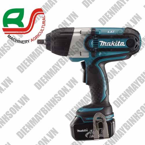 Máy vặn ốc pin Makita BTW450RFE