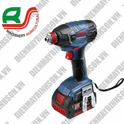 Máy vặn vít pin Bosch GDX 18V-LI