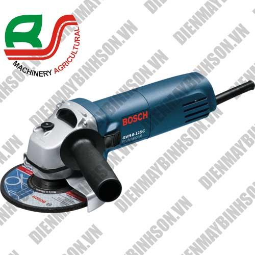 Máy mài Bosch GWS 8-125 C