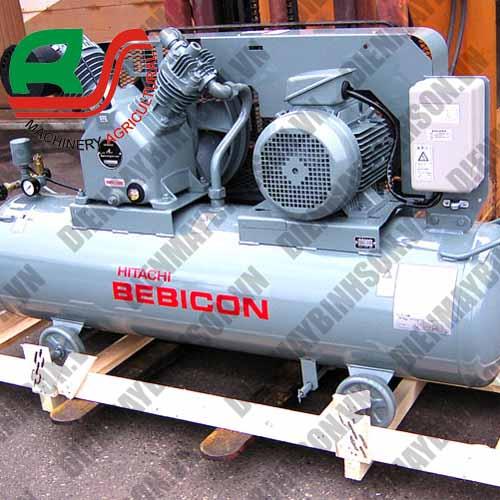 Máy nén khí cũ Piston Hitachi 3HP