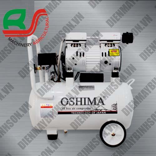 Máy nén khí không dầu Oshima 24L