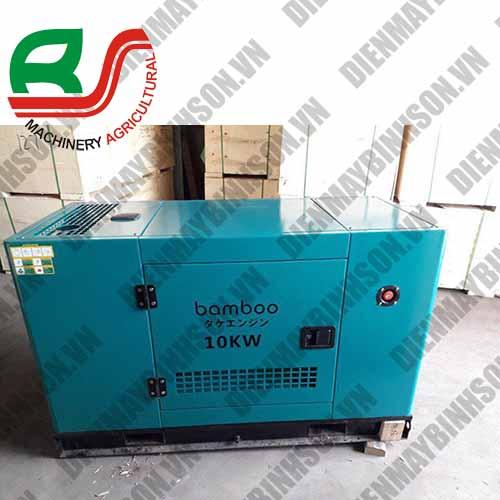 Máy phát điện Bamboo Bmb12000
