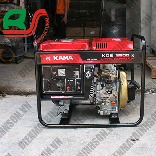 Máy phát điện KAMA KDE 3500